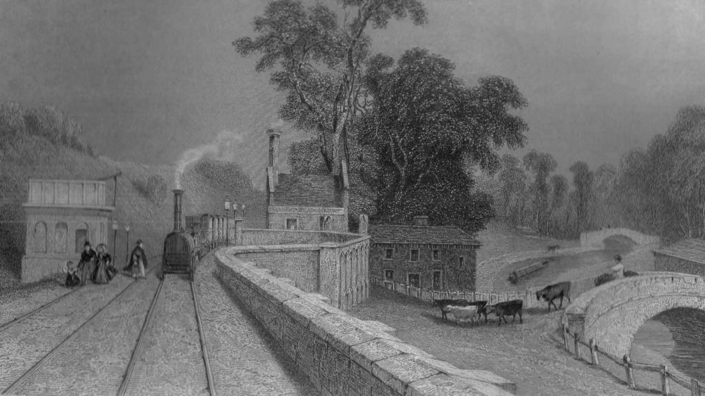The London & Birmingham Railway