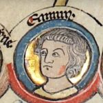 Edmund of Almain, Earl of Cornwall