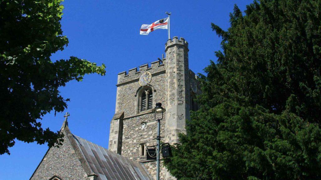 St Peter's Church, Great Berkhamsted